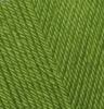 Пряжа Alize DIVA 210 (Зеленый)