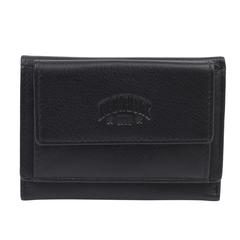 Мини-бумажник Klondike Claim, черный, 10,5х2х7,5 см