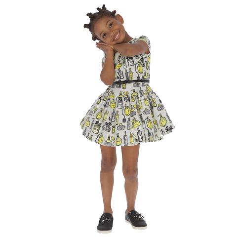 Платье Mayoral детское Флакончик духов