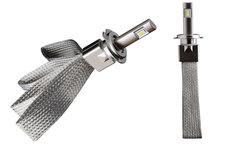 Комплект LED ламп головного света H7 (гибкий кулер) ULTRA BRIGHT 5500k VIPER