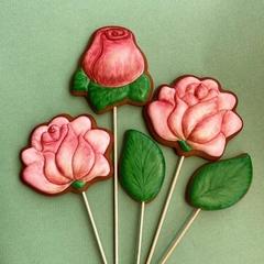 Роза №9