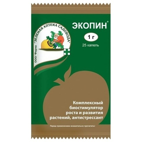 Экопин Зелёная аптека 1 гр