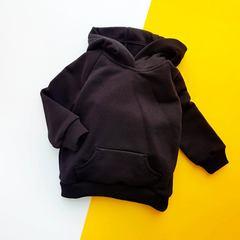 Костюм теплый черный
