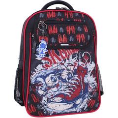 Рюкзак школьный Bagland Отличник 20 л. черный 609 (0058070)