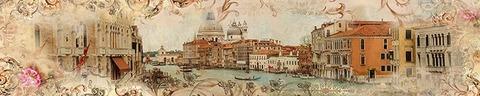 Вид на Венецию (фотопечать)