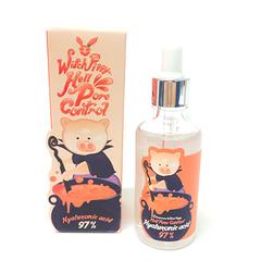 Сыворотка Elizavecca Witch Piggy Hell Pore Control Hyaluronic acid 97%  50ml