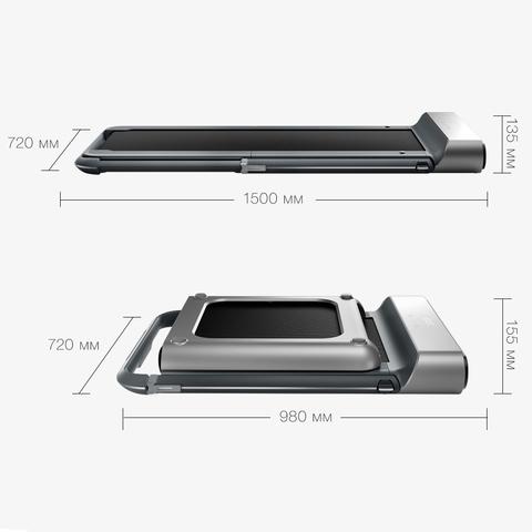 Электрическая беговая дорожка Xiaomi WalkingPad R1 Pro