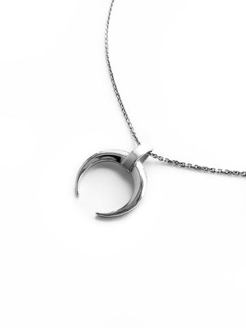 Серебряная подвеска-оберег  маленькая