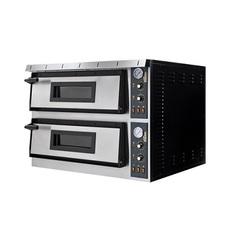 ITPIZZA Печь для пиццы  ML44 (1005х970х745мм, 12кВт, 380В)  кам. 720х720х140мм