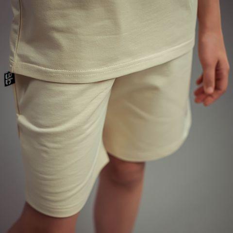 Bb team bermuda shorts for teens - Tofu