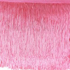 Купить бахрому оптом в Санкт-Петербурге Rose розовую