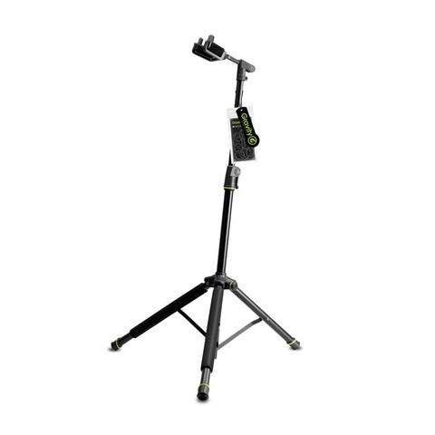 Gravity GS 01 NHB стойка гитарная с автофлипом (универсальная)
