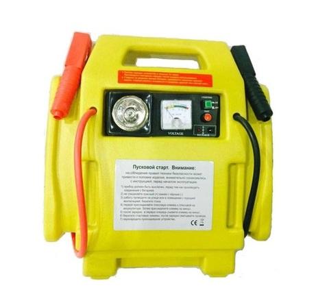 Пуско-зарядное устройство Емкость 17 Амперчасов, (12В 00А/900А Мах) СЕРВИС КЛЮЧ (75561)
