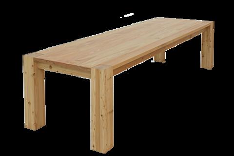 TRIF-MEBEL Стол обеденный ВИЛЛА массив дерева
