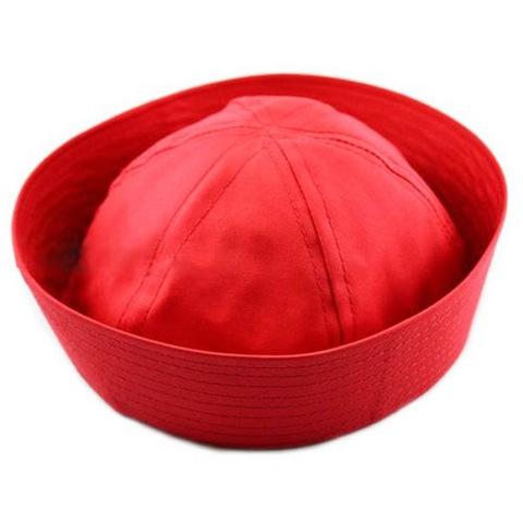 Купить Бескозырка-папайка красная в Магазине тельняшек