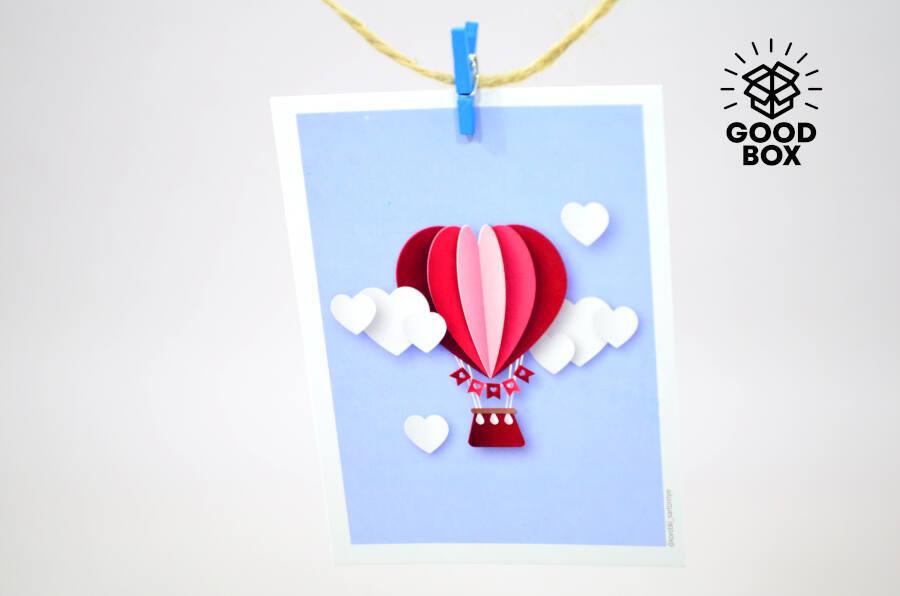 Весенние открытки купить оптом в Казахстане