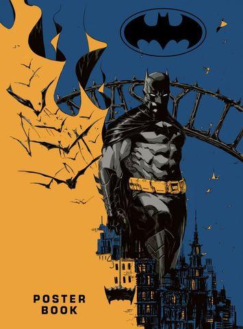 Бэтмен. Постер-бук (9 штук)