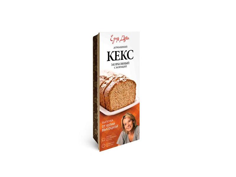 Хлеб и выпечка Набор для приготовления кекс морковный 1.png