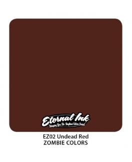 "Краска Eternal ""Undead Red"" для татуировки"