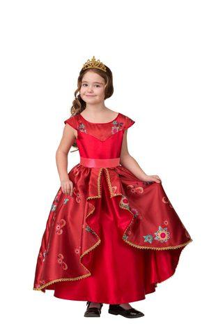 Костюм карнавальный детский Елена из Авалора