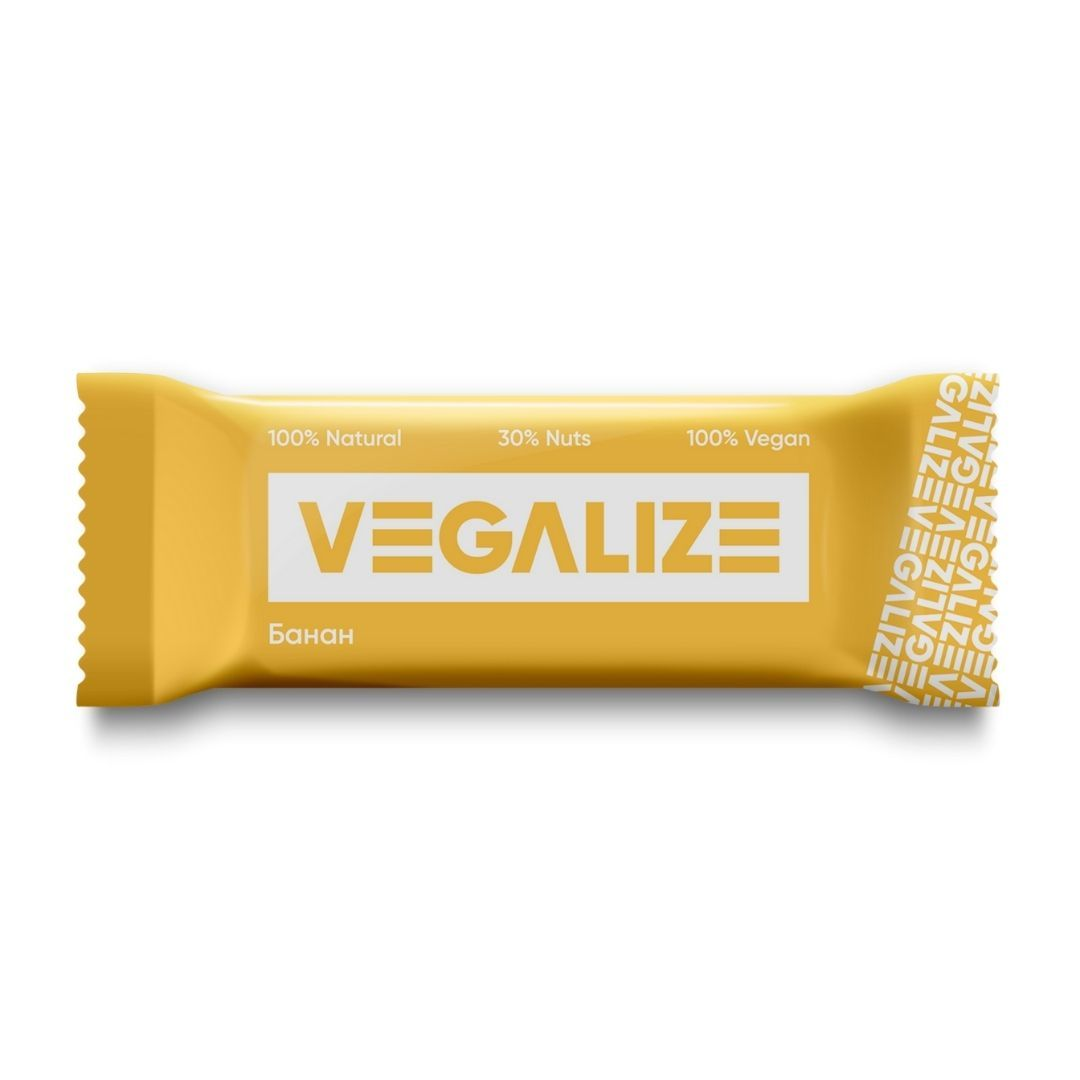 Banana bar VEGALIZE