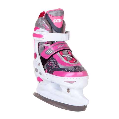 Раздвижные коньки Slide Pink (S (31-34)) (1)