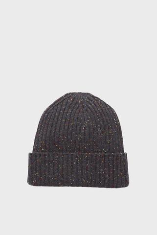 Мужская серая шапка ODP Wool Beanie Under Armour