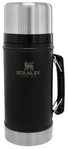 Термос для еды Stanley Classic (0,94 литра), черный