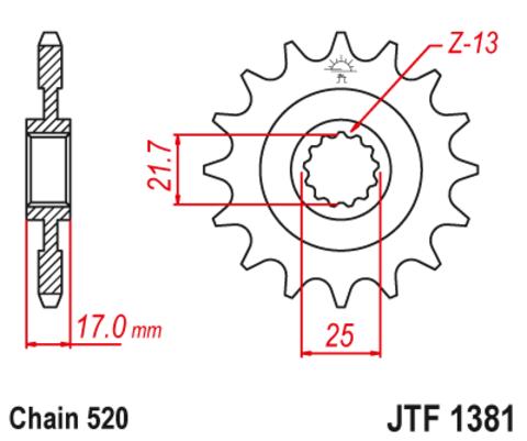 JTF1381