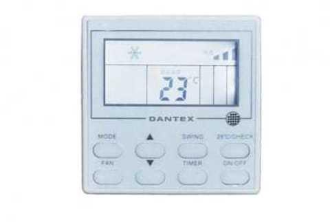 Канальная сплит-система Dantex RK-36BHC3N