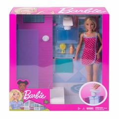 Барби Barbie в душе
