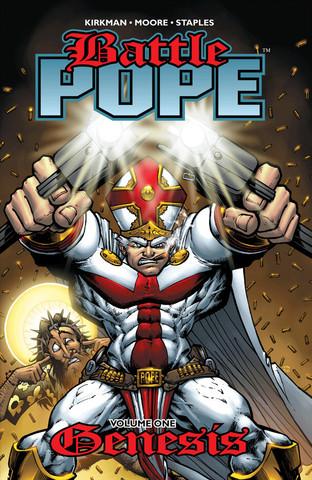 Battle Pope. Vol.1 Genesis
