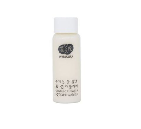 Whamisa Organic Flowers Lotion Double Rich (Natural Fermentation)