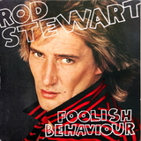 Rod Stewart ‎/ Foolish Behaviour (LP)