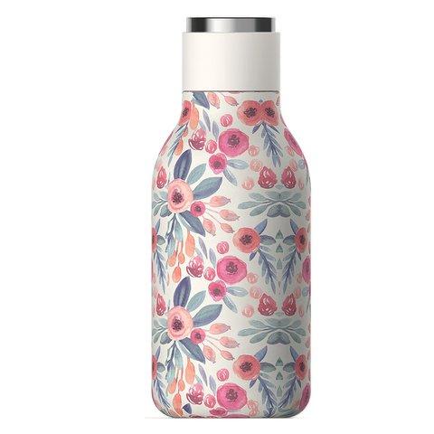 Термобутылка Asobu Urban (0,46 литра), цветочная