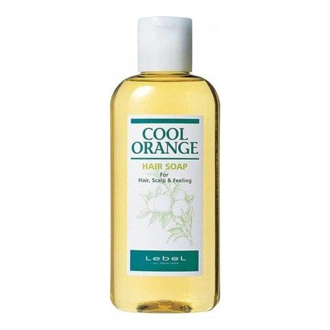 Шампунь для волос LEBEL COOL ORANGE HAIR SOAP COOL, 200 мл.