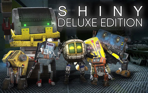 Shiny: Deluxe Edition (для ПК, цифровой ключ)