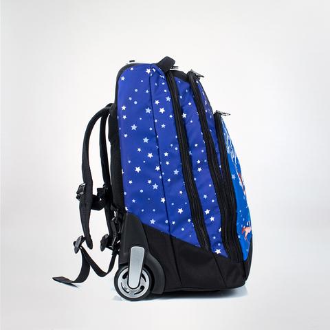 Сумка-рюкзак на колесиках «RUNA» Ice Princess