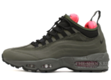 Кроссовки Мужские Nike Air Max 95 Sneakerboot Loden Cargo Khaki