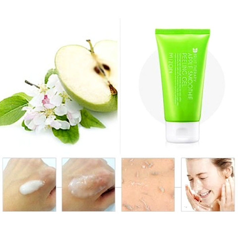 Пилинг-гель Mizon Apple Smoothie Peeling Gel