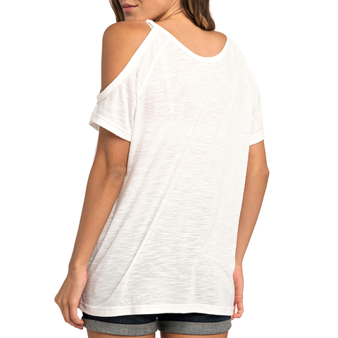 RIP CURL Salty Cold Shoulder Tee