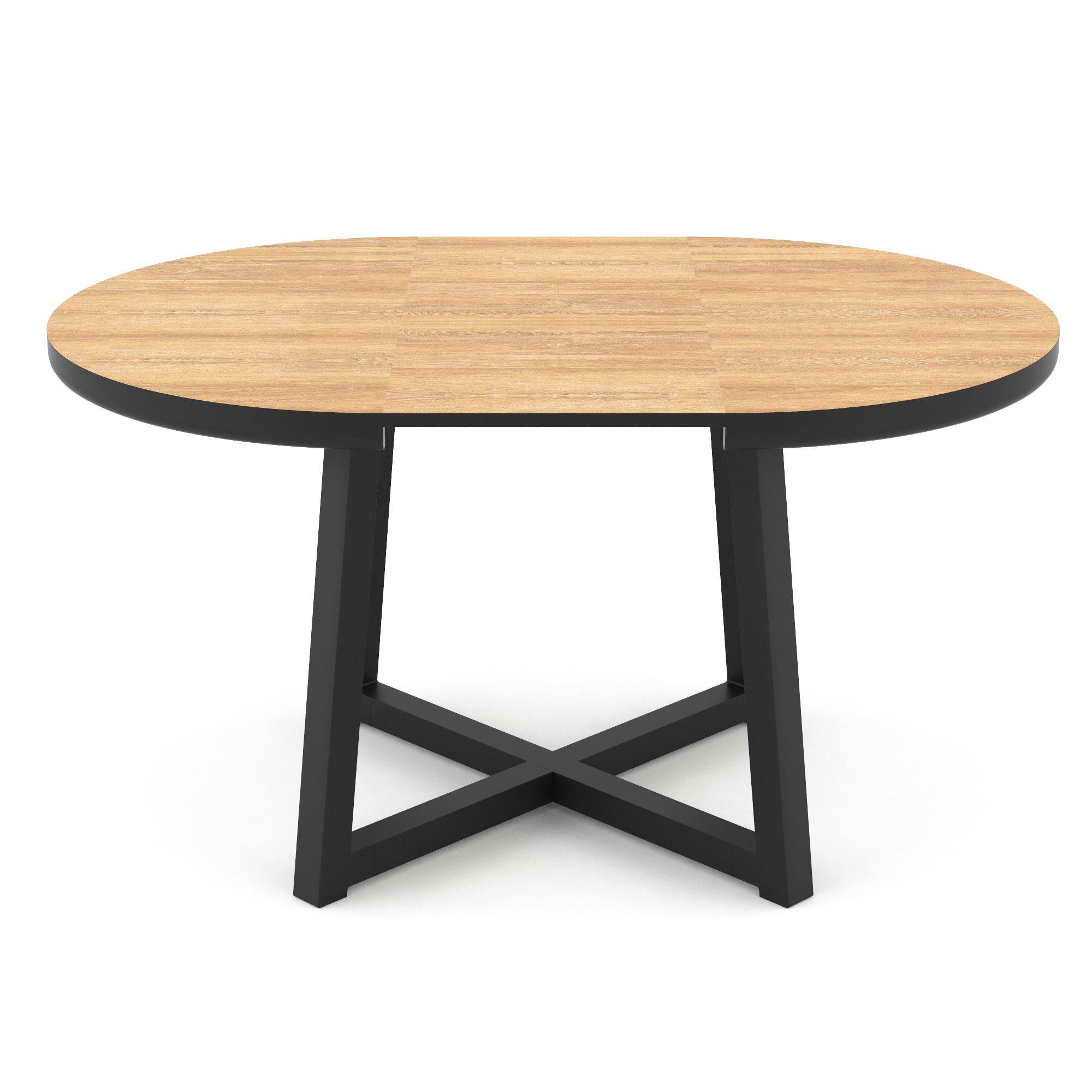 Стол Anders Ø100 (140) - вид 2