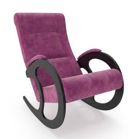 Кресло-качалка Комфорт Модель 3 венге/Verona Cyklam