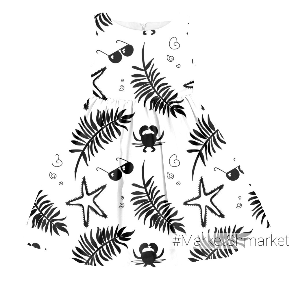 Черно-белые тропики