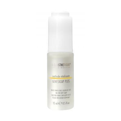 La Biosthetique Methode Vitalisante: Смягчающий и восстанавливающий лосьон-масло для сухой кожи головы (Genesicap Plus), 15мл