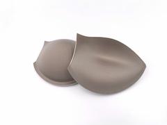 Корсетные чашки, ПУШ-АП, шиншилла (темно-серые), (Арт: CC55-1645.75), 70С, 75В, 80А