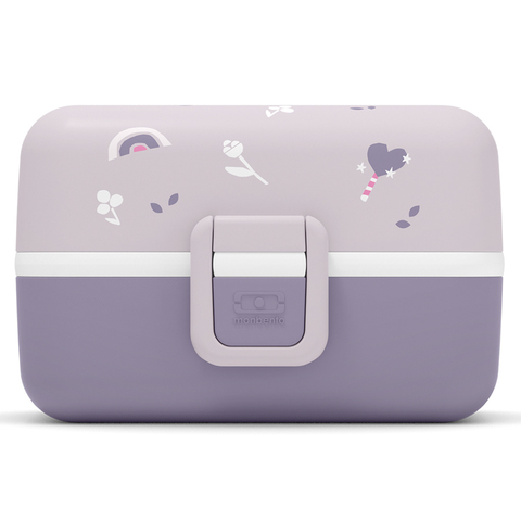 Ланч-бокс для детей в школу mb tresor purple ballet контейнер для еды детский