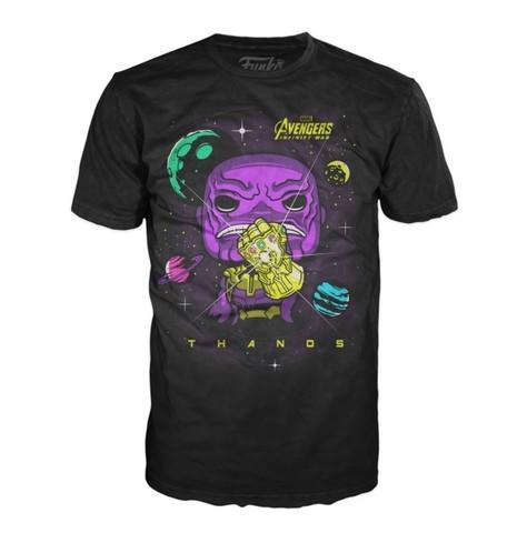 Футболка Funko POP! and Tee: Thanos - L
