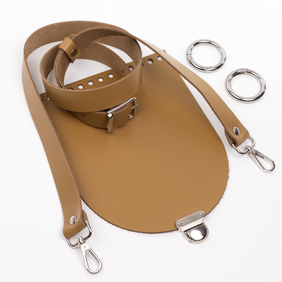 """Каталог Комплект для сумочки Орео """"Мёд"""". Ручка через плечо и замок """"Маленький литой"""" IMG_0847.jpg"""