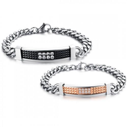 Парные браслеты Steelman pb1002